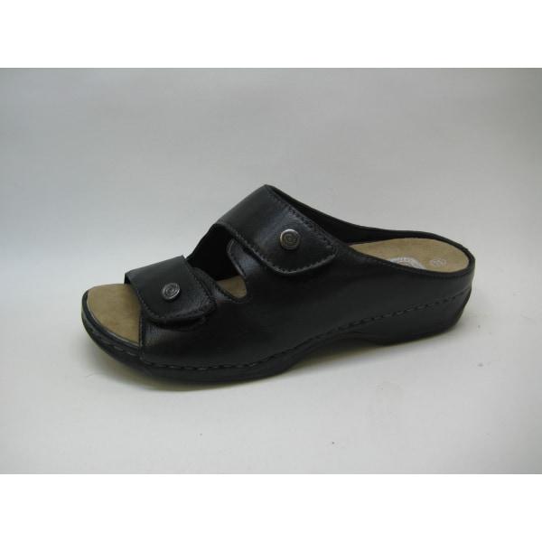 Sandal slip in tofflor KNISSLINGE toffel svart 41