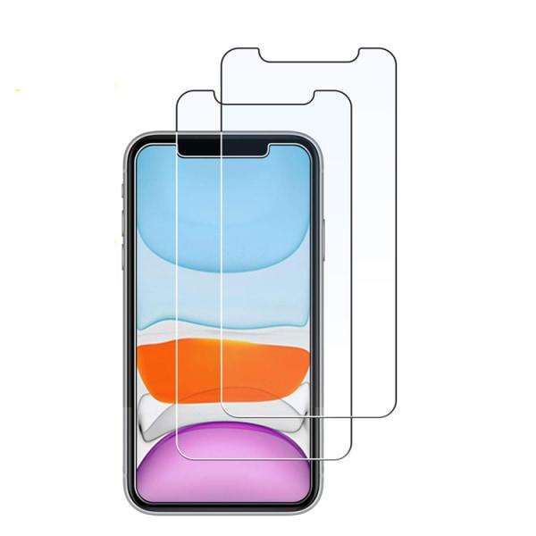 2-pack Härdat glas till iPhone 11 Pro Max