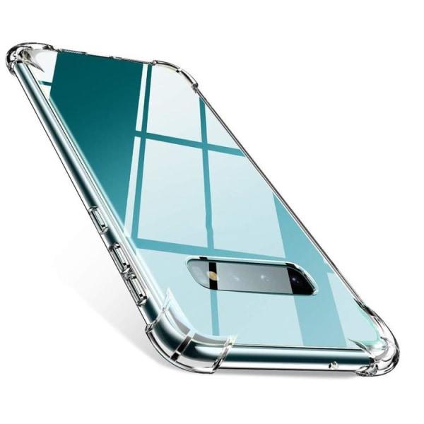 Samsung S10 Skal - Extra Stöttåligt