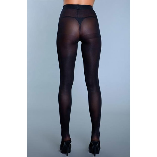BeWicked Nylon Pantyhose Black One Size one size