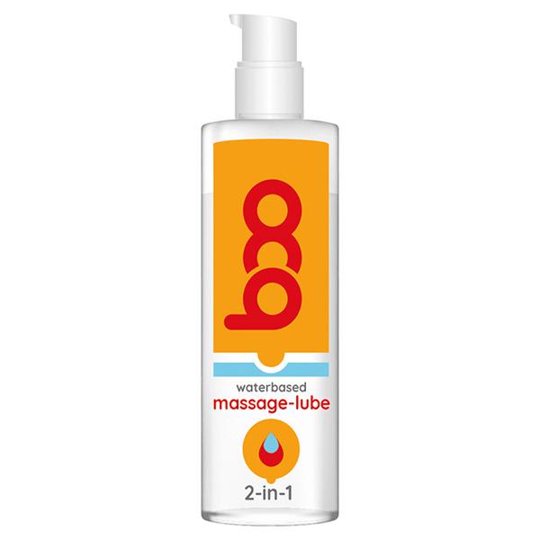 BOO 2-in-1 Massage-lube 150ml Glidmedel & Massagelotion