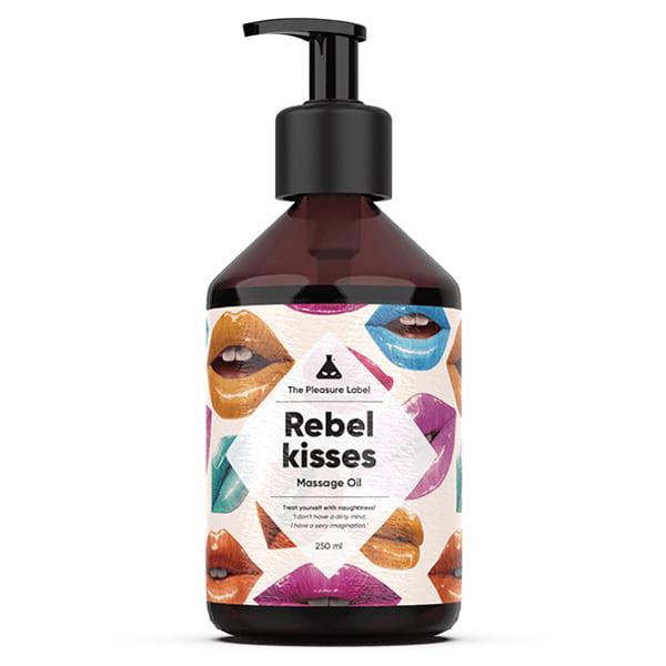 Pleasure Lab Massage Oil Rebel Kisses 250ml Massageolja