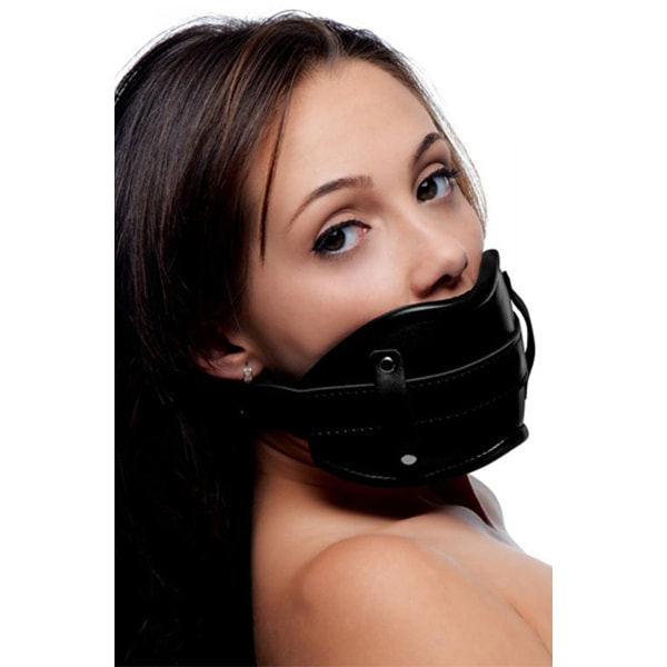 Strict Cock Head Silicone Mouth Gag Gag