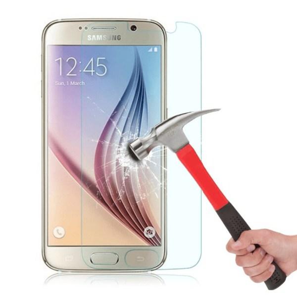 Härdat glasskydd till Samsung Galaxy S7 2-pack