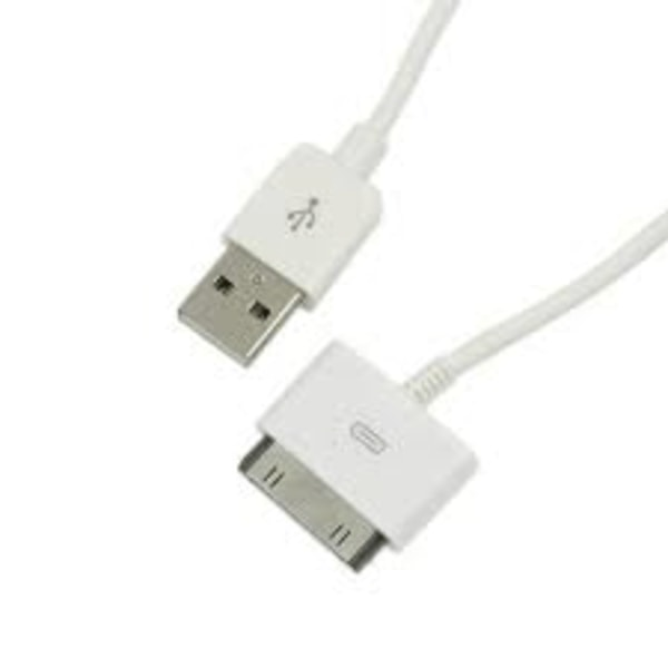 Usb-kabel iPhone 4 1-meter hög kvalité