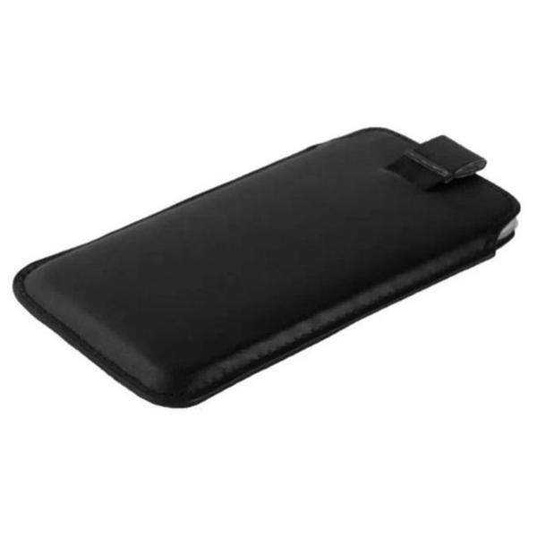 Läderfodral OnePlus 2 - Svart
