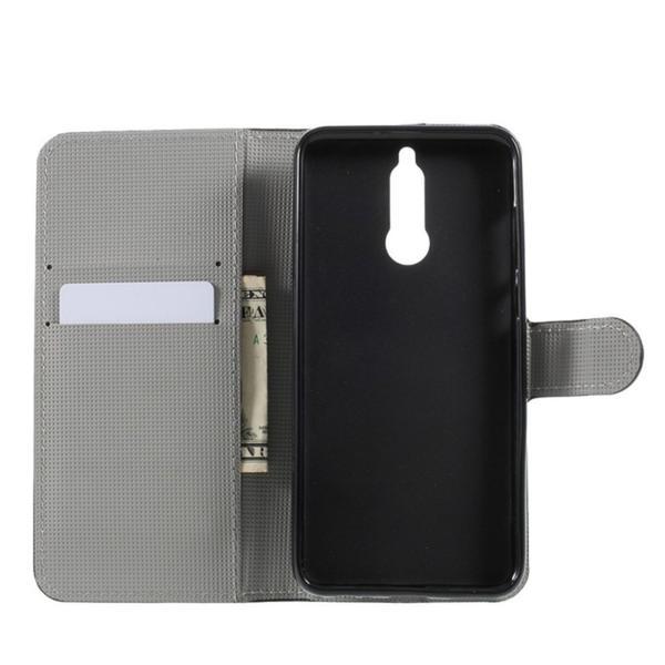 Plånboksfodral Huawei Mate 10 Lite - Flagga UK