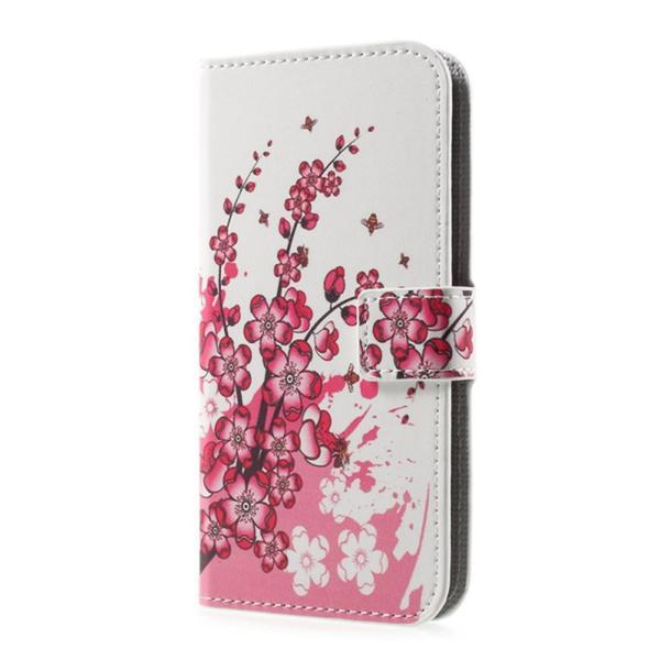 Plånboksfodral Huawei Mate 10 Lite - Körsbärsblommor