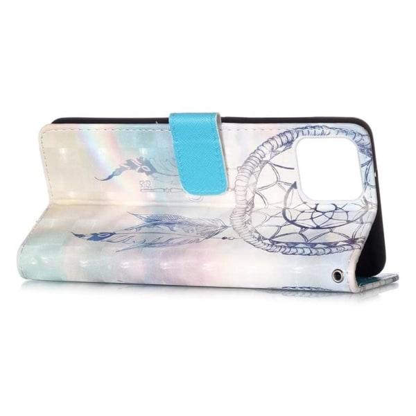 Plånboksfodral iPhone 12 Pro Max – Drömfångare Himmel