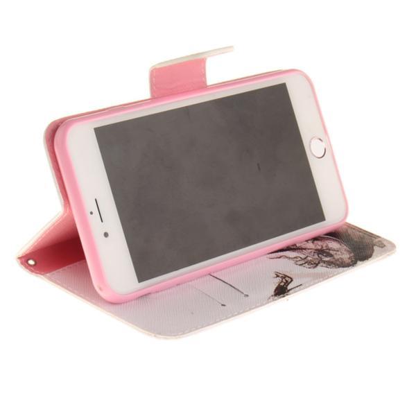 Plånboksfodral Iphone 7 Plus – Högklackad Sko