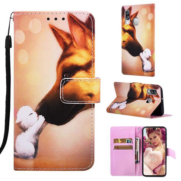 Plånboksfodral Samsung Galaxy A20e – Best Friends