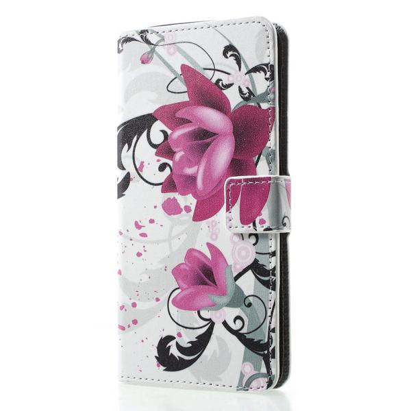 Plånboksfodral Samsung Galaxy A20e - Lotus