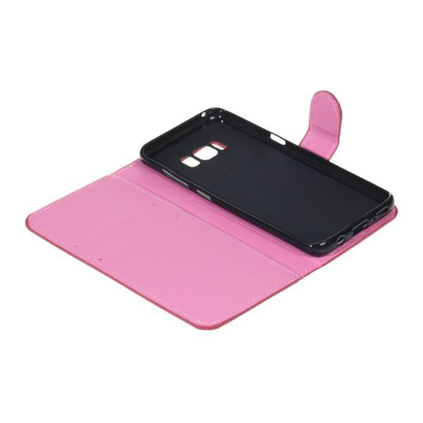 Plånboksfodral Samsung Galaxy S8 Plus - Aztek