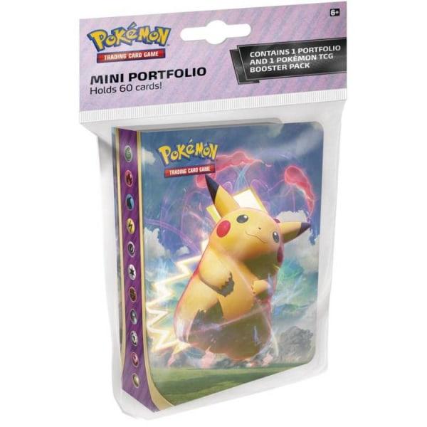 Pokemon minialbum och booster Vivid Voltage