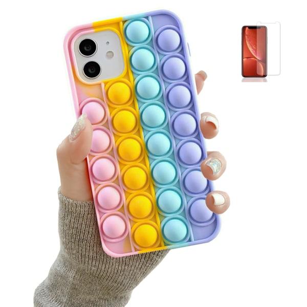 iPhone 12 Mini - Skal / Skydd / Pop It Fidget