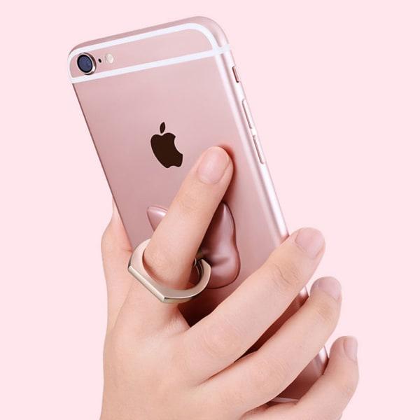 iPhone 6/7/8 / SE 2020 - Moving Glitter 3D Bling telefonfodral iPhone 6