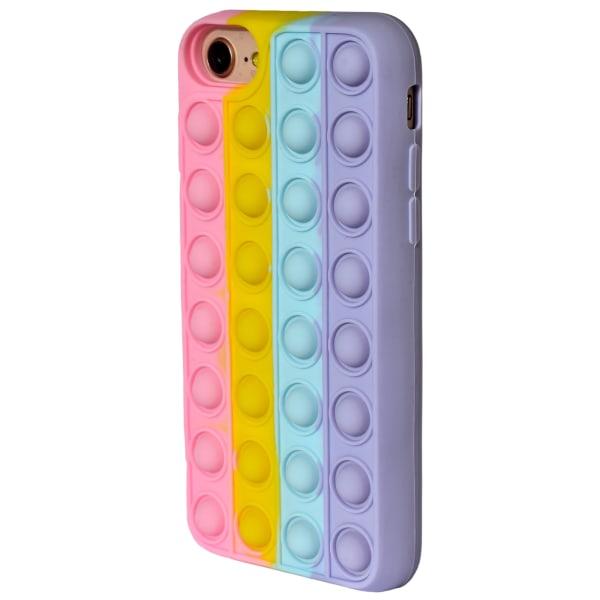 iPhone 6/7 / 8 / SE (2020) - Skydd för fodral Pop It Fidget iPhone SE (2020)