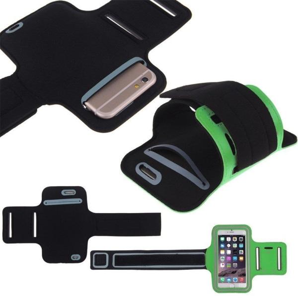 Samsung Galaxy S10 Plus - Sportarmband Lila