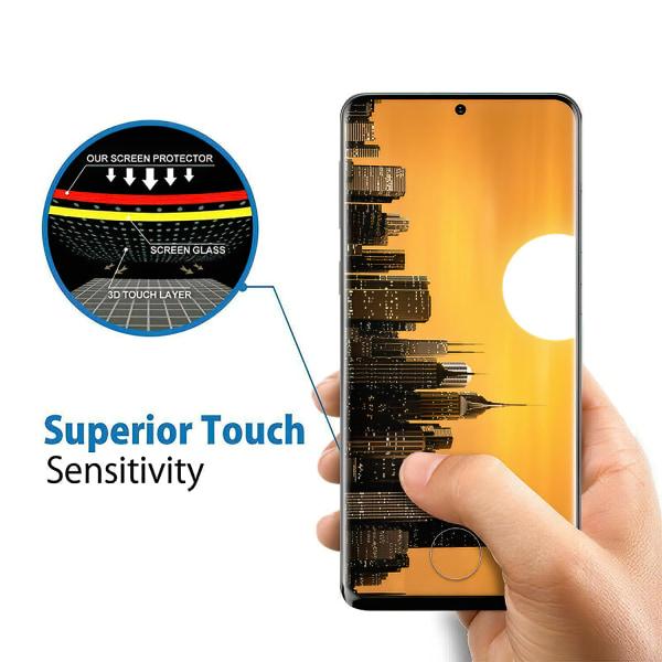 Samsung Galaxy S20 Plus - Härdat Glas Skärmskydd