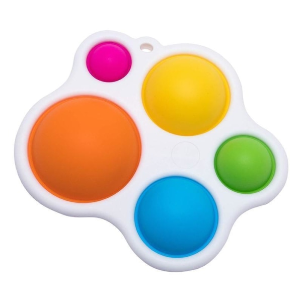 Fidget Simple Dimple Toy Fat Brain Toys Stress Relief Hand Toys