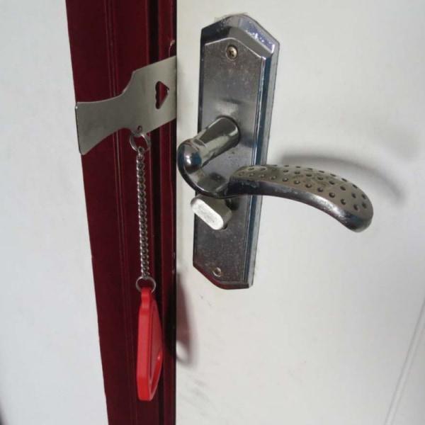 Door stopper, windproof sash safety hook, cabin door home 7*2.6*15.2cm
