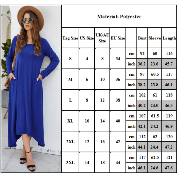 Kvinnor fiskfärgad fållklänning