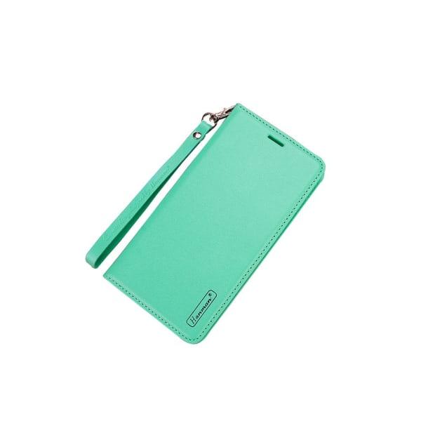 Hanman Plånboksfodral till iPhone 7 Plus Mint