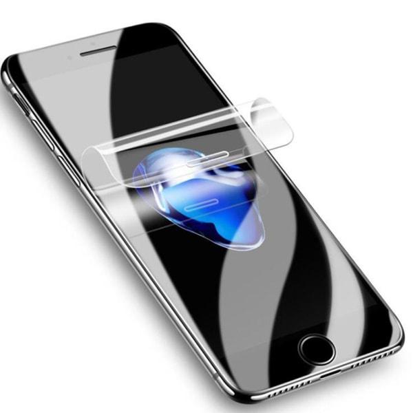 iPhone 7 Plus 2-PACK Skärmskydd 9H Nano-Soft Screen-Fit HD-Clear