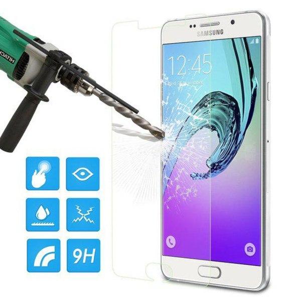 Samsung Galaxy A5 - (2-PACK) HuTech Skärmskydd (2016) ORIGINAL