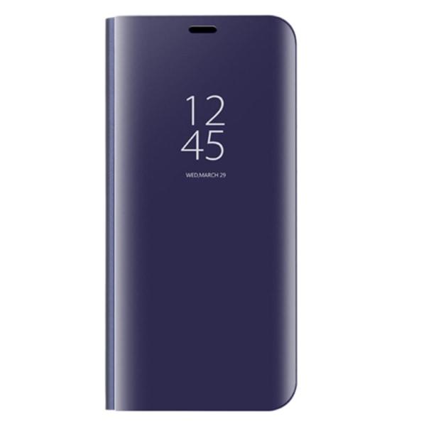 Samsung Galaxy A9 2018 - Stilrent LEMAN Fodral Lila