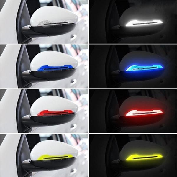 Bilreflekterande klistermärken Skyddande bandtejp för automatisk varning