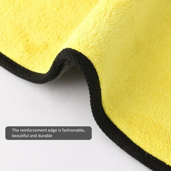 Ingen skrapdetalj av torkduk för mikrofiberrengöringsduk