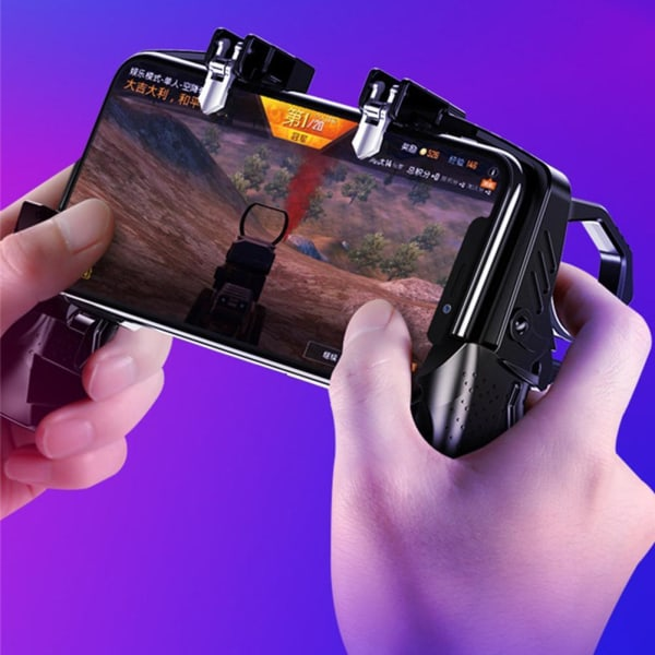 PUBG Shooter Controller Gaming Joystick Handle Trigger For Cell