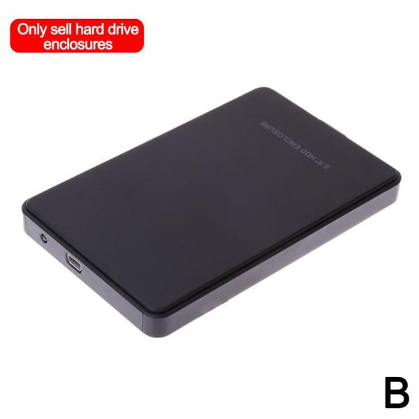USB 3.0 2TB SATA SSD-hårddisk Stationär mobil hårddiskfodral