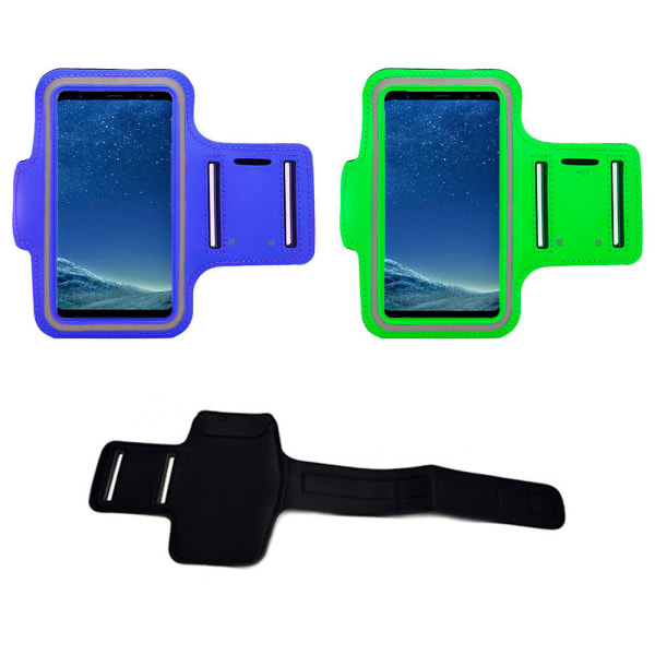Huawei Mate 20 Lite - Sportarmband Blå