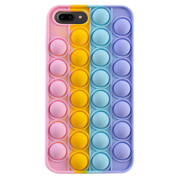 iPhone 6 Plus / 7 Plus / 8 Plus - Fodralskydd Pop It Fidget iPhone 7 Plus