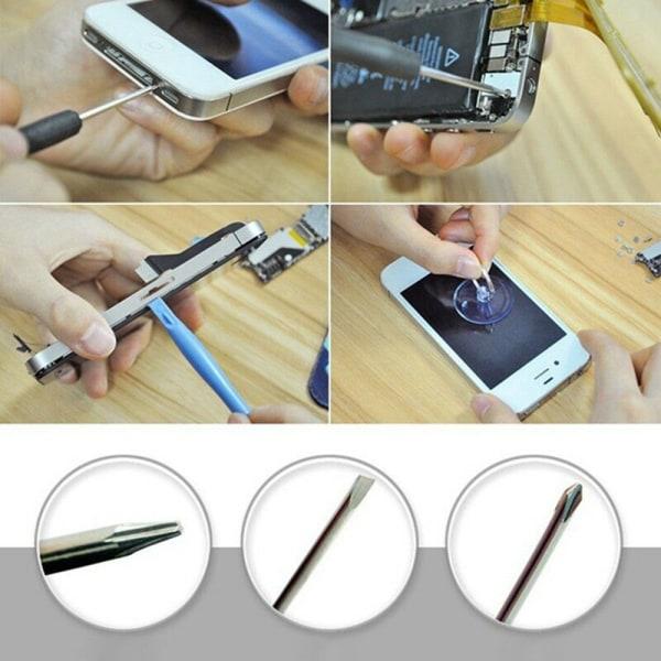 Reparations-Set för iPhone/iPad - 11 i 1