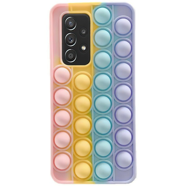 Samsung Galaxy A52 / A52 5G - Fodralskydd Pop It Fidget