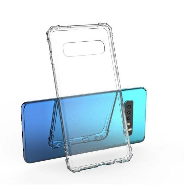 Samsung Galaxy S10 Plus - Skal / Skydd / Transparent