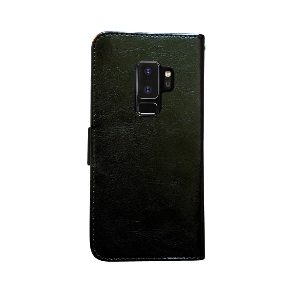 Samsung Galaxy S9 Plus - Läderfodral/Skydd Rosa