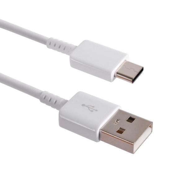 USB-C Type-C Laddare 1m - Galaxy HTC LG etc.