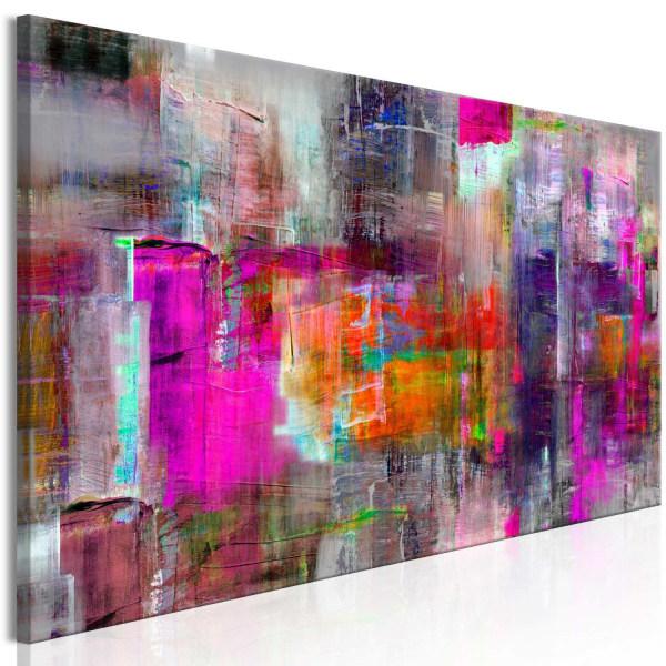 Tavla - Land of Colors Size: 120x40