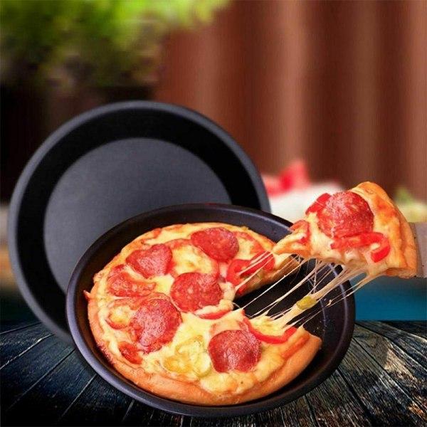 """6/8/9/10"""" Non-Stick Pizza Oven Pizza Pan 6 inch"""
