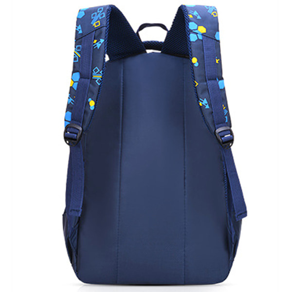 Child's Shoulderbag Vattentät lätt ryggsäck Royal Blue