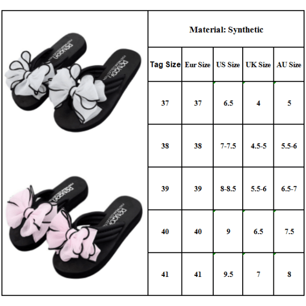 Girl Beauty Bow Flower Wedge Sandals Pink 37
