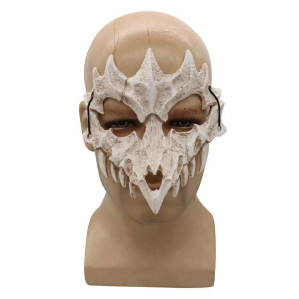 Halloween Japan Secondary Cosplay Mask Party Dragon God Mask Tengu