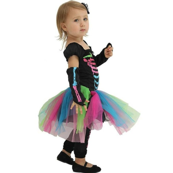Halloween Kids Baby Adult Costume Cosplay Performance Clothes Kids 3-4 Years