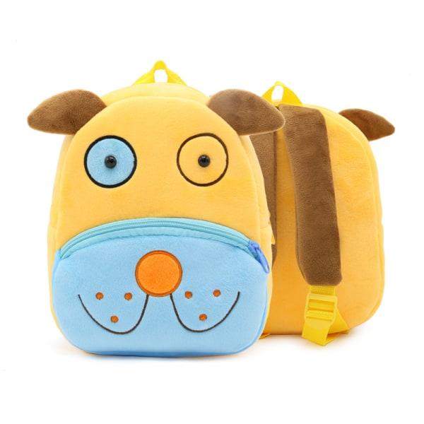 Småbarn ryggsäck plysch docka leksak skolväska Pics 10