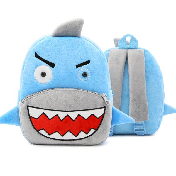 Småbarn ryggsäck plysch docka leksak skolväska Pics 14