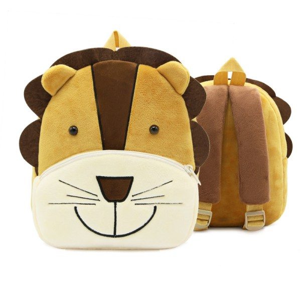 Toddler Backpack Plush Doll Toy Schoolbag Pics 15